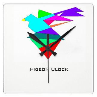 Piegon Clock | Clock
