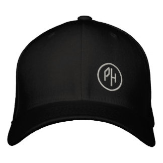 Piehouse Six Photography Hat! Embroidered Hats