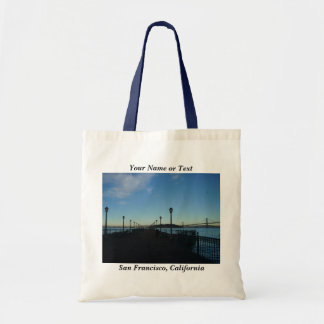 Pier 7, San Francisco #3 Tote Bag