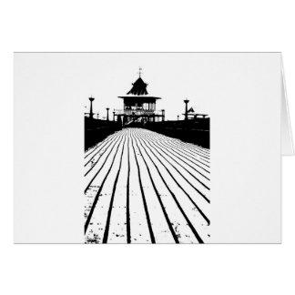 Pier Design Card