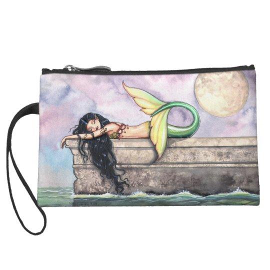 Pier of Dreams Mermaid Mini Clutch Bag