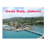 Pier of Ocho Rios, Jamaica Postcard