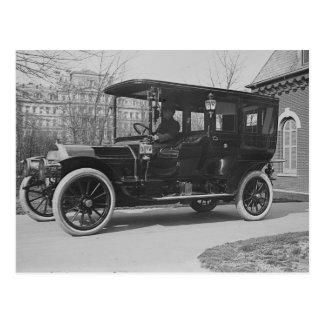 Pierce Arrow 1909 Postcard