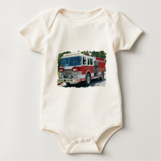 Pierce fire truck creeper