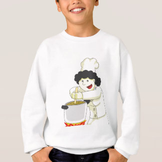 Pierina cook sweatshirt
