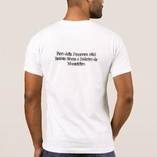Piero della Francesca 1465 Diptych T Shirt