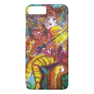 PIERO PLAYING VIOLIN / Venetian Carnival Night iPhone 7 Plus Case