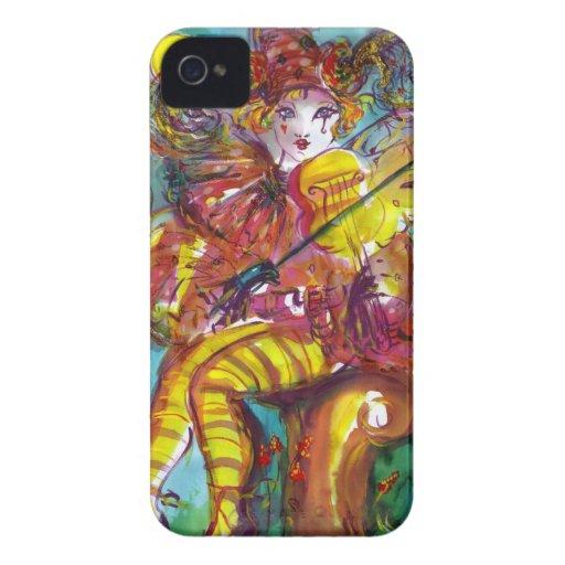 PIERO / Venetian Carnival Night Case-Mate iPhone 4 Case