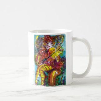 PIERO / Venetian Carnival Night Coffee Mug