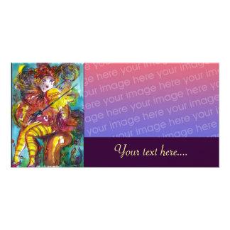 PIERO / Venetian Carnival Night Photo Cards