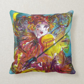 PIERO / Venetian Carnival Night Throw Cushions