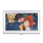 Pierre A Renoir | A Dance in the Country Business Card Holder