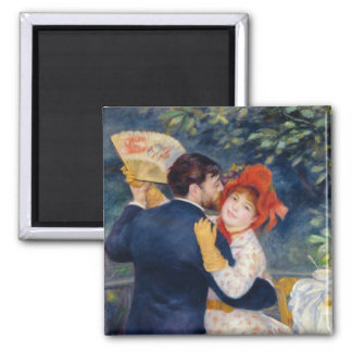 Pierre A Renoir | A Dance in the Country Magnet