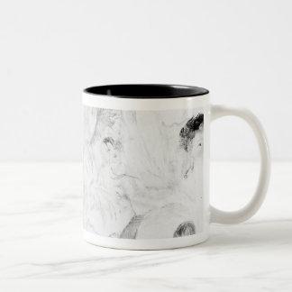 Pierre A Renoir | Arabs Two-Tone Coffee Mug