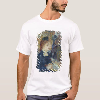 Pierre A Renoir | At the Caf� T-Shirt