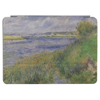 Pierre A Renoir | Banks of the Seine, Champrosay iPad Air Cover