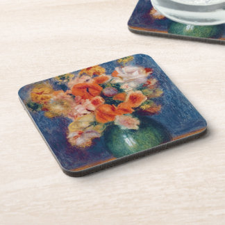 Pierre A Renoir | Bouquet Beverage Coasters