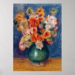 Pierre A Renoir | Bouquet Poster