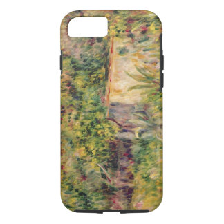 Pierre A Renoir | Cabin in a Clearing in a Wood iPhone 8/7 Case