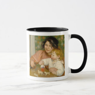 Pierre A Renoir | Child with Toys Mug