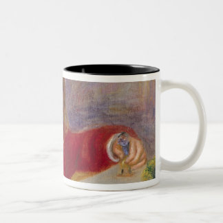 Pierre A Renoir | Claude Renoir at Play Two-Tone Coffee Mug