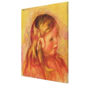 Pierre A Renoir   Claude Renoir Canvas Print