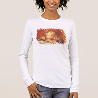 Pierre A Renoir | Coco at the Table  Long Sleeve T-Shirt