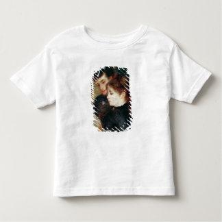 Pierre A Renoir   Couple Reading Toddler T-Shirt