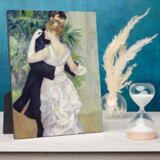 Pierre A Renoir | Dance in the City Display Plaques
