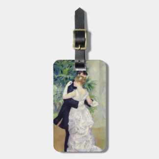 Pierre A Renoir | Dance in the City Luggage Tag