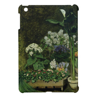 Pierre A Renoir   Flowers in a Greenhouse Case For The iPad Mini