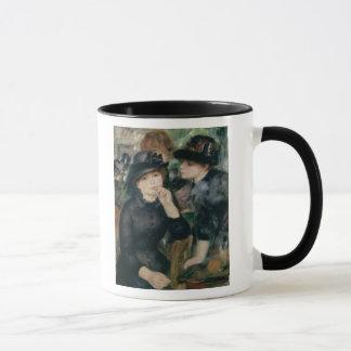 Pierre A Renoir   Girls in Black Mug