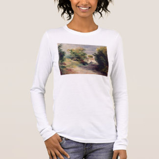 Pierre A Renoir | Landscape near Cagnes Long Sleeve T-Shirt