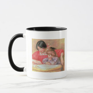 Pierre A Renoir | Leontine and Coco Mug