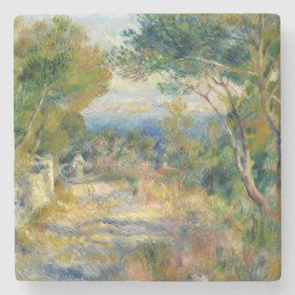 Pierre A Renoir | L'Estaque Stone Coaster