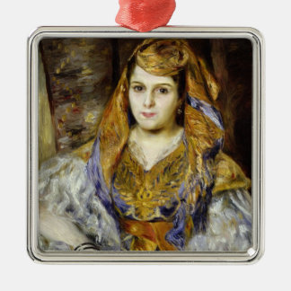 Pierre A Renoir | Mme. C. Stora in Algerian Dress Christmas Ornament