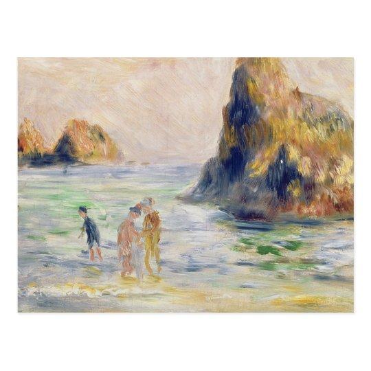 Pierre A Renoir | Moulin Huet Bay, Guernsey