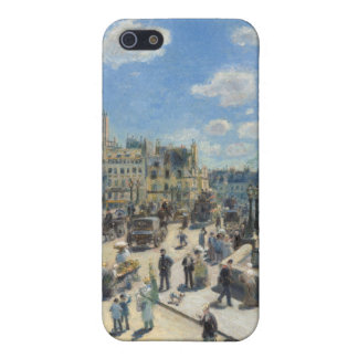 Pierre A Renoir | Pont Neuf, Paris iPhone 5 Cases