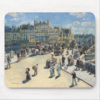 Pierre A Renoir   Pont Neuf, Paris Mouse Pad