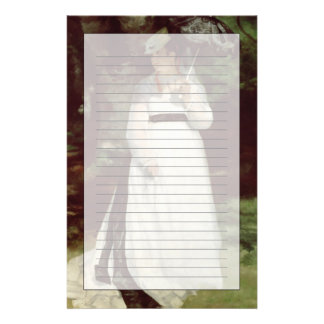 Pierre A Renoir | Portrait of Lise Customised Stationery
