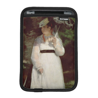Pierre A Renoir | Portrait of Lise iPad Mini Sleeves