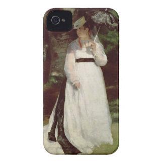 Pierre A Renoir | Portrait of Lise iPhone 4 Case