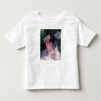 Pierre A Renoir | Portrait of Lise Toddler T-Shirt