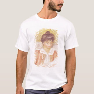 Pierre A Renoir | Portrait of Madame Albert Andre T-Shirt