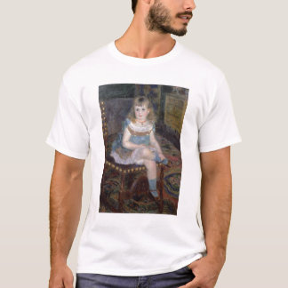 Pierre A Renoir | Portrait of Mlle. G. Charpentier T-Shirt