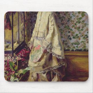 Pierre A Renoir | Portrait of Rapha Mouse Mat