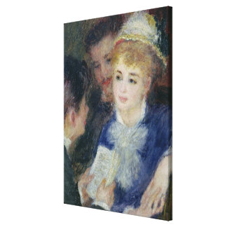 Pierre A Renoir | Reading the Role Canvas Print