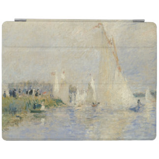 Pierre A Renoir | Regatta at Argenteuil iPad Cover