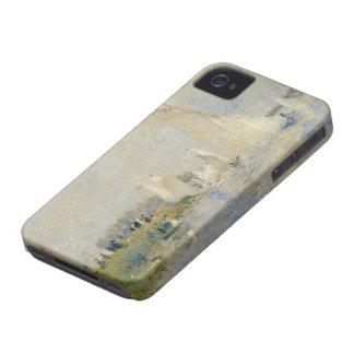 Pierre A Renoir | Regatta at Argenteuil iPhone 4 Case