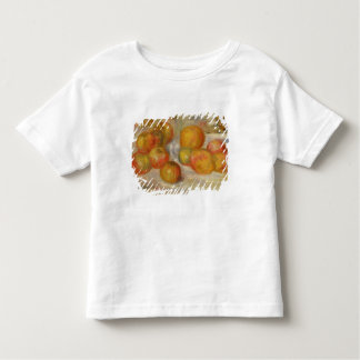 Pierre A Renoir | Still Life with Apples Toddler T-Shirt